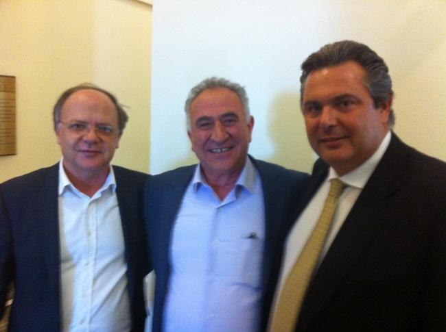Η πολιτική τοποθέτηση του Γιώργου Τζωρτζάτου (Ανεξάρτητοι Έλληνες)