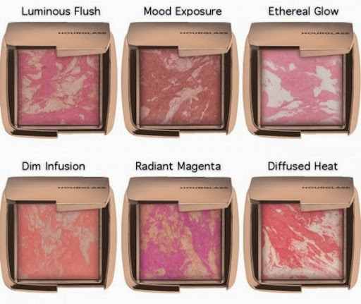 Lovely Giveaway: Hourglass Ambient Lighting Blush