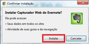 Confirmao-de-instalao-do-Evernote-no