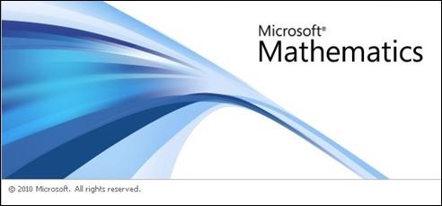 Microsoft Mathematics Solusi Mudah Belajar Matematika