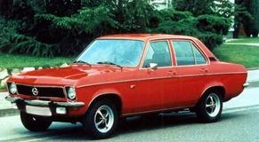 Opel Ascona 1969