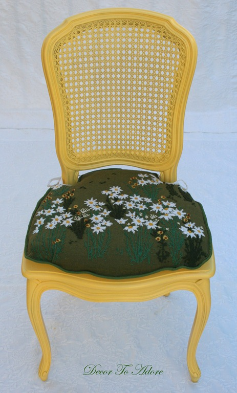 daisy chair 055