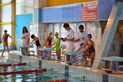 Wyniki niedzielnych zawodów Grand Prix Śremu w pływaniu
