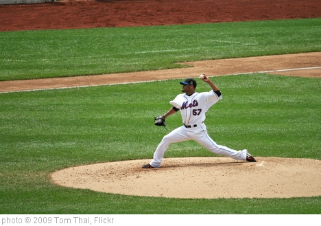 'Johan Santana' photo (c) 2009, Tom Thai - license: http://creativecommons.org/licenses/by/2.0/