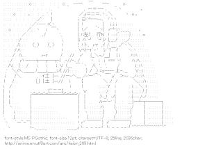 [AA]Tainaka Ritsu & RiceCake (Keion!)