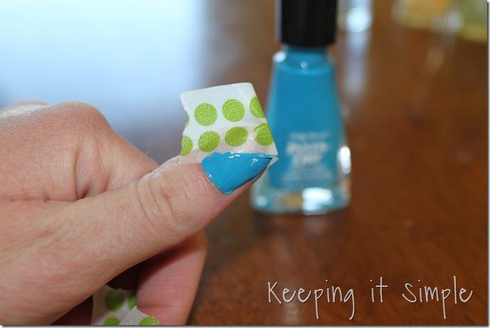 color blocking nails (7)