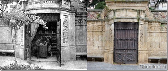 Biblioteca Popular Parque de San Francisco Salamanca