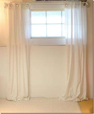 basement window covering harbour breeze home