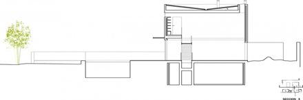 plano-seccion-casa-ramas-fh2l-arquitectos-madrid