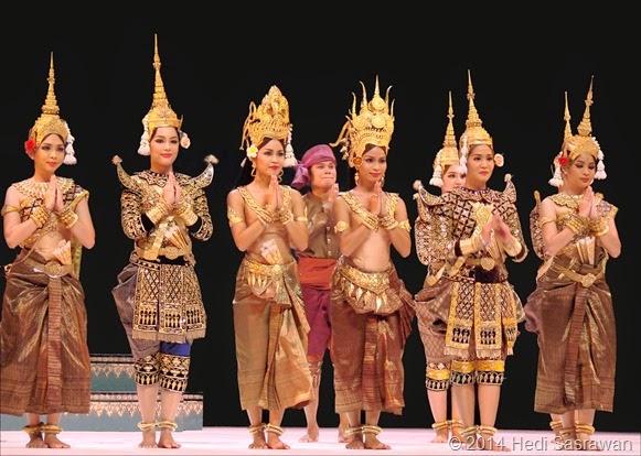 Le Ballet Royal du Cambodge