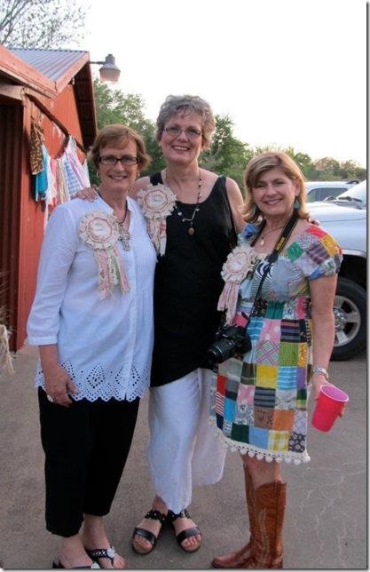 Charlene Janie & Linda
