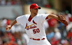 Adam Wainwright Miami Marlins v St Louis Cardinals bOzleoXp2lKl