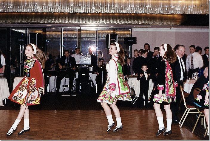 Irish dancers