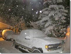 snowy Saturday 22