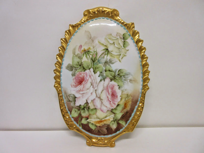 Limoges Wall Hanging