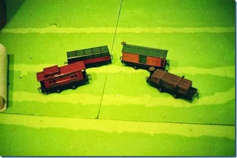 American Flyer Prewar Freight Cars