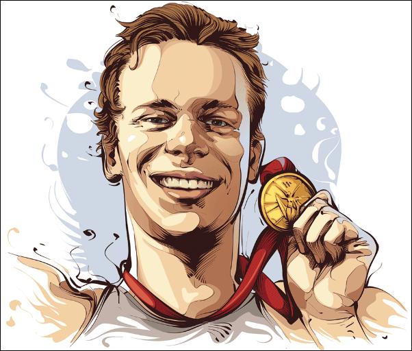 Cesar Cielo - Champion olympique de natation