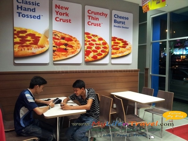 Domino Pizza Sungai Petani
