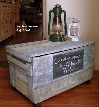 crate tool box