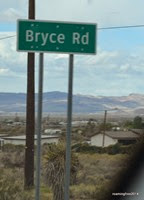 "Bryce found ""his road"""