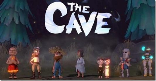 The Cave (titolo)