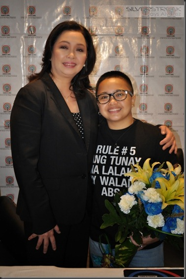 02 Ms. Cory Vidanes (Head, Channel 2) & Aiza Seguerra