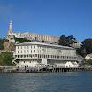 Alcatraz wharf