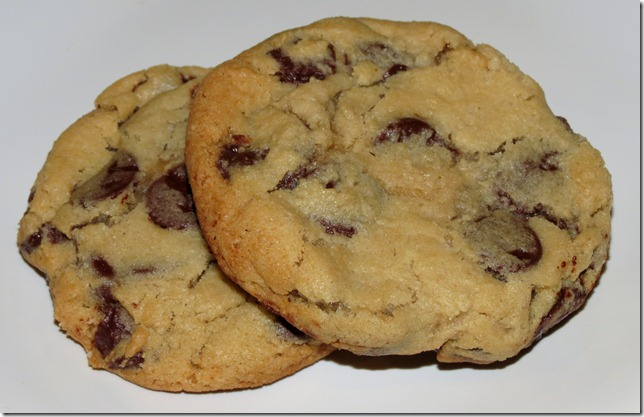 Chocolate Chip Cookies 2-16-13