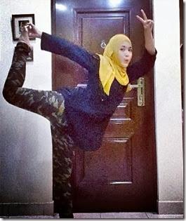 Gambar Shila Amzah terkangkang undang kontroversi di Instagram