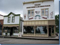 0969 Alberta Calgary - Heritage Park Historical Village - 1910 Vulcan Confectionery & Ice Cream Parlor
