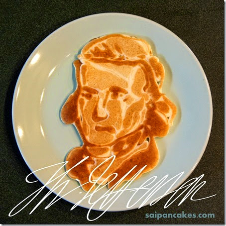 Thomas Jefferson Pancake