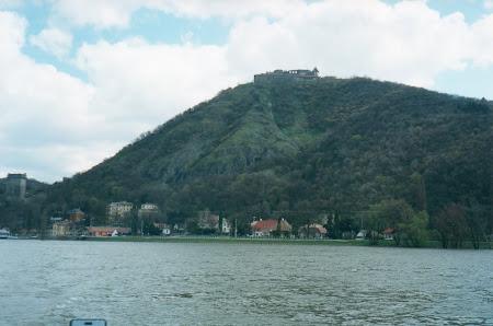 Imagini Ungaria: fortareata regala Visegrad