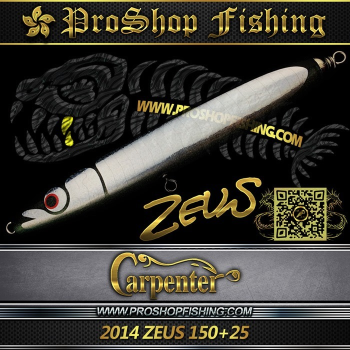 carpenter 2014 ZEUS 150 25.3