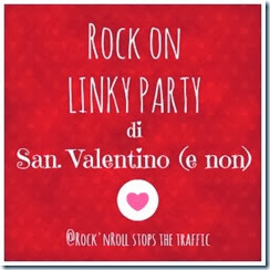 rock on linky party banner - valen