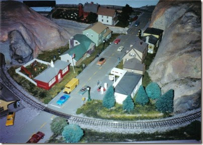 11 My Layout in Spring 2001