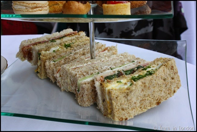 Sandwiches at the Queen's House