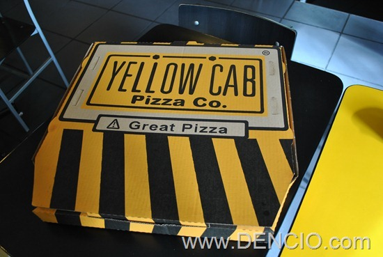 Yellow Cab Pizza Christmas Fleet 2012 11