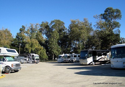 SB Elks parking