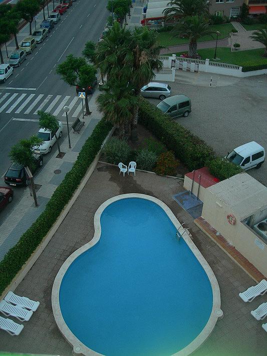 Hotel Terramarina (ex. Carabela Roc). La Pineda. Costa Dorada. Spain. Бассейн при отеле.