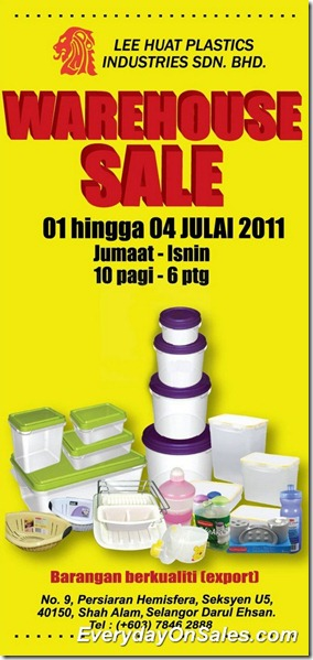 Plastic-Ware-Warehouse-Sale-2011-EverydayOnSales-Warehouse-Sale-Promotion-Deal-Discount