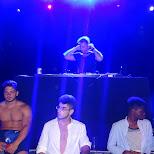 DJ Andy Warburton in Toronto, Ontario, Canada