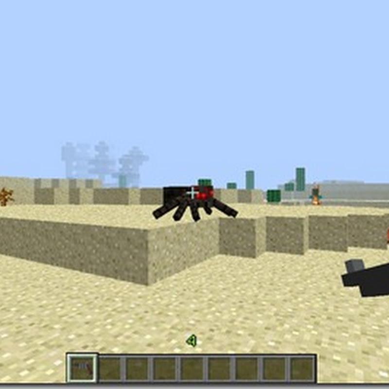 Minecraft 1.4.7 - Flintlock Weapon Mod V1.0