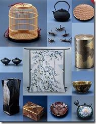 Artesanía tradicional japonesa