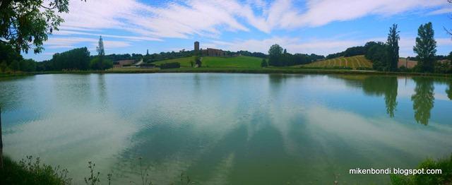 Lacs de Saint-Fris, Bassoues