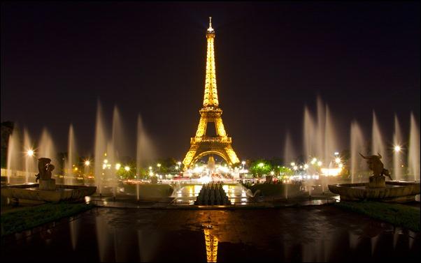 المعالم السياحية في فرنسا France
