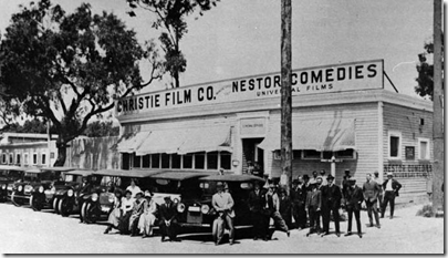 Christie film company