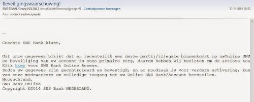SNS Reallgroep phishing email voorbeeld www.ohwzo.nl.jpg