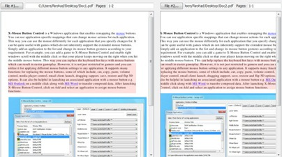 Compare Two PDF Files Differences