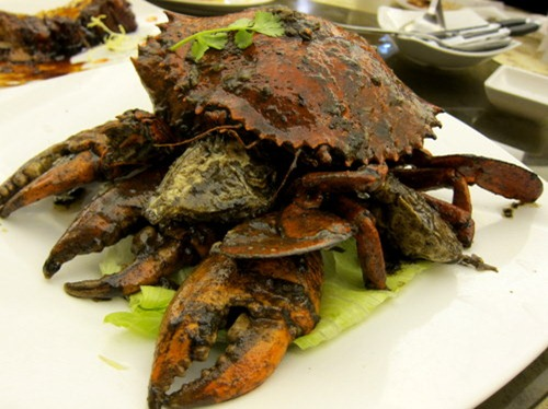 Famous Black Pepper Crab