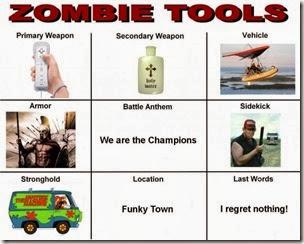 zombie tools
